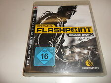 PlayStation 3  PS 3  Operation Flashpoint: Dragon Rising (Uncut)