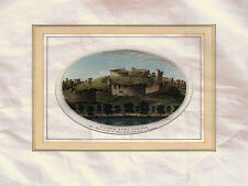 Castle Acre Castle Norfolk England Lambert Of Lewes Basire 1782 Photo Print A4