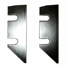 """Sno Cone Machine Replacement Blades """"PAIR"""" spare part for snow cone machines"""