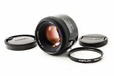 *Exc+++!!* Minolta AF RS 50mm f/1.4 Standard Lens for Sony A mount From Japan