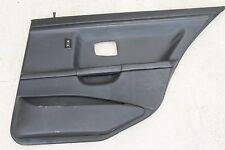 BMW E36 Sedan 4DR M3 318 320 325 328 Interior Door Panel Rear Right