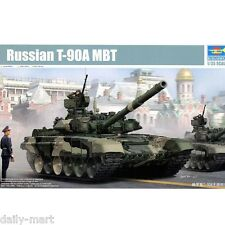 Trumpeter 1/35 05562 RUSSIAN T-90A MBT WELDED TURRET Model Kit