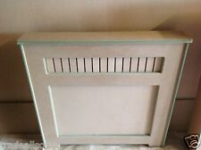 MDF Radiator cover/cabinet made to measure New Hampshire Design..