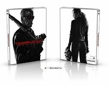 Terminator Genisys 3D & 2D Steelbook Zavvi Exclusive Limited Edition Blu Ray