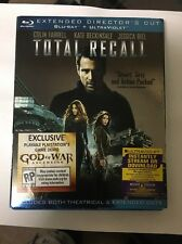 Total Recall Blu-ray Disc, 2012, 2-Disc Set, No digital