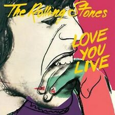 THE ROLLING STONES / LOVE YOU LIVE * NEW 2CD'S * NEU *