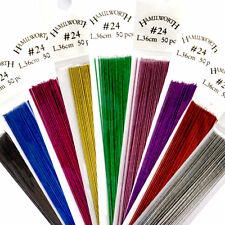 BULK 10 packs Hamilworth Sugarcraft Wires Floral Florist Cake Craft Flower Wire