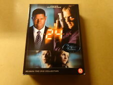 7-DISC DVD BOX / 24 - SEIZOEN 2 ( KIEFER SUTHERLAND )