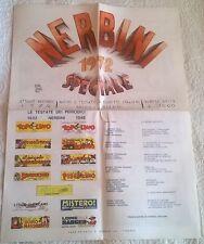 NERBINI 1972 SPECIALE (Nerbini, 1972) * Fanzine - Rivista Numero Unico