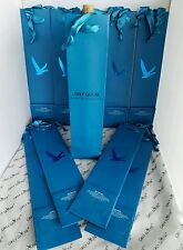50 Grey Goose Collection Branded Liquor Bottle Gift Bags