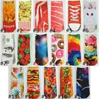 Men Women Multiple Colors Funny Harajuku 3D Printed Cartoon Floral Socks RSUS