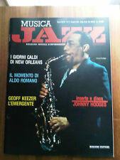 JOHNNY HODGES DUKE ELLINGTON ALDO ROMANO GEOFF KEEZER EMILY EMLER NEW ORLEANS