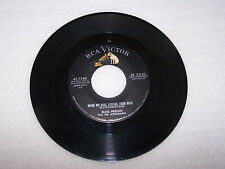 Elvis 45 RPM 47-7240 Wear My Ring Around Your Neck Doncha' Think its Time