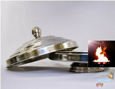 Auto Flame Electric Dove Pan (Double Load),magic trick,stage magic,Illusion,fire