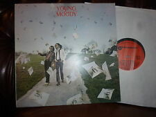 Young & Moody Same Psych blues Country Rock 1977 UK