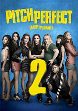 PITCH PERFECT 2 (DVD, 2015, Includes Digital Copy) new