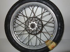 BULTACO METRALLA 62, 200 SATURNO, REAR WHEEL 18 ""