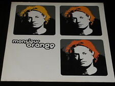 "MAXI 45 TOURS 12 "" - MONSIEUR ORANGE - JFX REMIX - 2002"