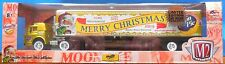 2016 M2 Machines Hauler Moon Pie Christmas 1960 Ford C600 Walmart Yellow