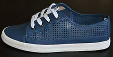 Brand New Calvin Klein Fashion Sneakers Shoes MARIGOLD 34R9027 Blue SIze 7.5