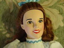 "VINTAGE COLLECTIBLE  1998 * TIMELESS TREASURES of WIZARD OF OZ DOROTHY 15"" DOLL"