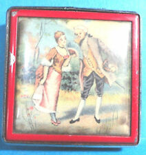 Vintage Small Powder Compact