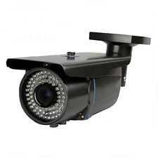 AM 1300TVL 1.3MP Outdoor 2.8-12mm Zoom Lens 72IR LEDs B* CCTV Security Camera