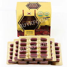 Korean Reishi Mushroom Extract Capsules 830mg x 120 Tablets (99.6g), Lingzhi