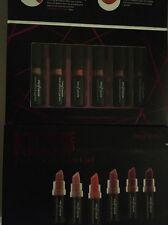Profusion-Kiss Me Up Velvet Matte Rouge Lipstick Long Last Pigment 6-Pcs Set Box