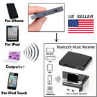 Bluetooth A2DP Music Receiver Audio Adapter for iPod iPhone 30Pin Dock Speaker Y