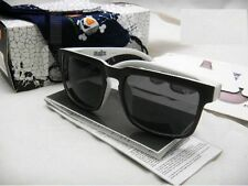 New In Box SPY Ken Block Helm Sunglasses - White & Black Wall