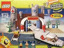 Lego 3832 SpongeBob Squarepants Emergency Room New