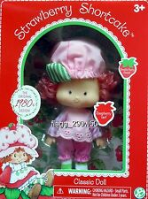 *Strawberry Shortcake* 1980's CLASSIC RASPBERRY TART DOLL- Hard To Find!!