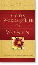 God's Words of Life for Women: from the NIV Women's Devotional Bible Deluxe