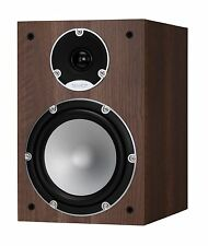 TANNOY Mercury 7.2 Walnut Bookshelf Speaker