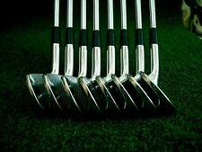 Set MAZZE DA GOLF FORGIATA MIZUNO mp-37 FERRI 3-W D/G S 300 rigida Flex Alberi