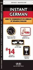 Instant German: How to Communicate in German by Speaking English (Pocket Travell