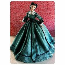 """*Tonner - Scarlett Gone with the Wind """"Christmas 1863"""" 16"""" Tyler Doll OUTFIT"""
