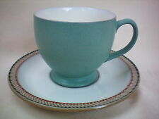 Denby Luxor Tea Cup & Saucer Several Available Excellent Condition.