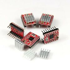 5pcs RAMPS Pololu A4988 StepStick stepper driver with heatsink for Prusa mendel