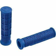 NEW Moose Racing BLUE ATV Handlebar Grips Z 400 EX BANSHEE LTR KFX 250 R