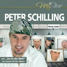 CD NEU Peter Schilling My Star BEST OF The Different Story 20Tracks MAJOR Tom