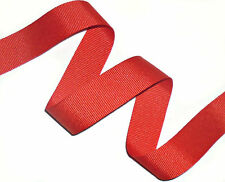 TOP QUALITY GROSGRAIN RIBBON 50MM, 5 MTRS, ASSORTED COLS, CRAFTS ETC, ART 0072