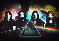 "032 Pink Floyd - English Rock Band Music Star 20""x14"" Poster"