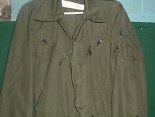 ARMY NEW WITHOUT TAG COMBAT UNIFORM COVERALLS CREWMAN  SMALL SHORT.