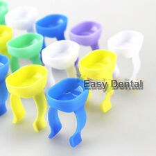 100pcs Dental Ring Dappen Dish Oral disease prevention Dental Finger Bowl Cup