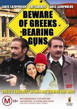 Beware Of Greeks Bearing Guns (DVD, 2003)