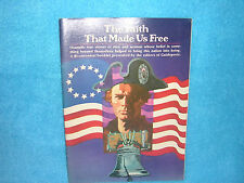 The Faith That Made Us Free, Dramatic True Stories by Guideposts