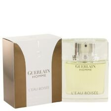Guerlain Homme L'Eau Boisee * Guerlain 2.7 oz / 80 ml EDT Men Cologne Spray