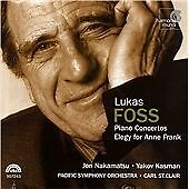 Unknown Artist Foss - Piano Concertos CD
